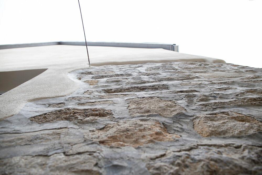 Kalkputz aus Natur-Kalk Maler Engist